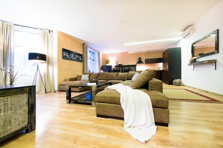Luxusní apartmán v Ostravě 160m2