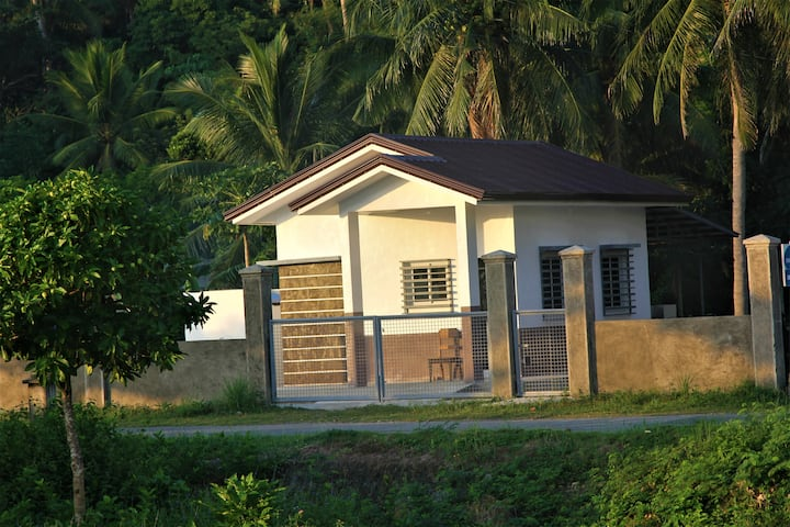 Brand new private house near Igang church ruins