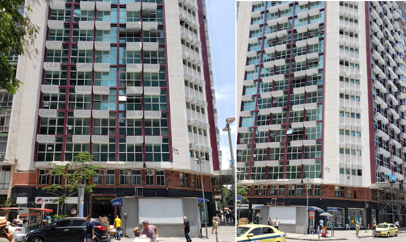 Home Office no Centro do Rio de Janeiro