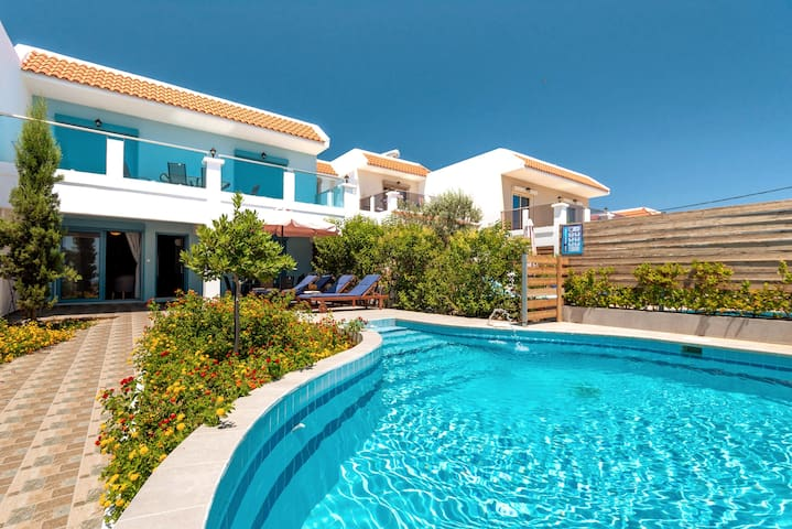 Kolymbia Village - Junior Suite with Private Pool