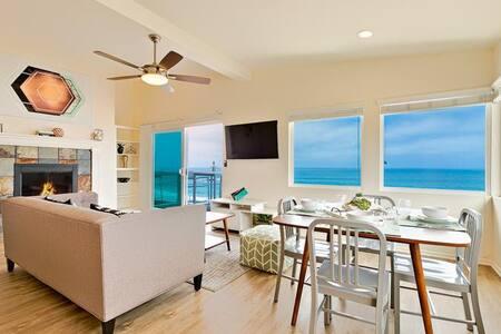 #216ROS - Beachfront Bliss III - San Diego