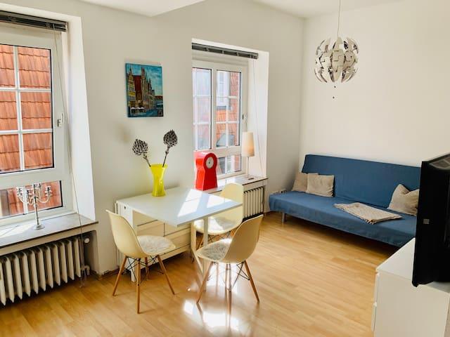 Moderne Wohnung im Herzen Münsters Innenstadt
