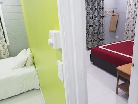 Natalia of Samoa cozy apartment