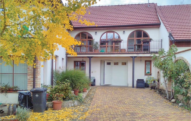 Holiday apartment with 3 bedrooms on 82 m² in Mikulov