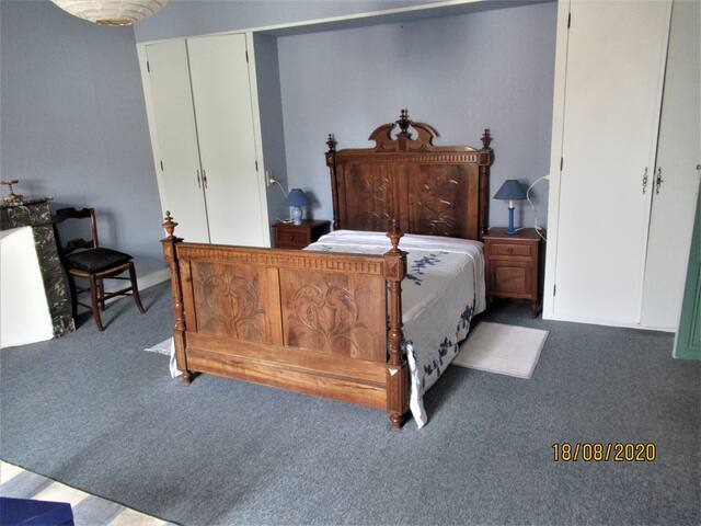 Chambre 2 avec balcon