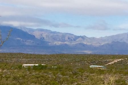 Chinati Vacation Rental-2 Hrs SW of Marfa