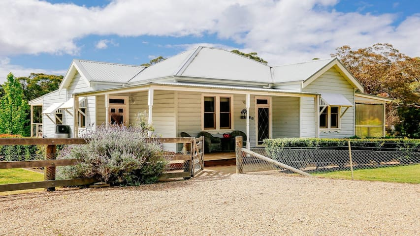 Oatley Cottage - at little forest cottages