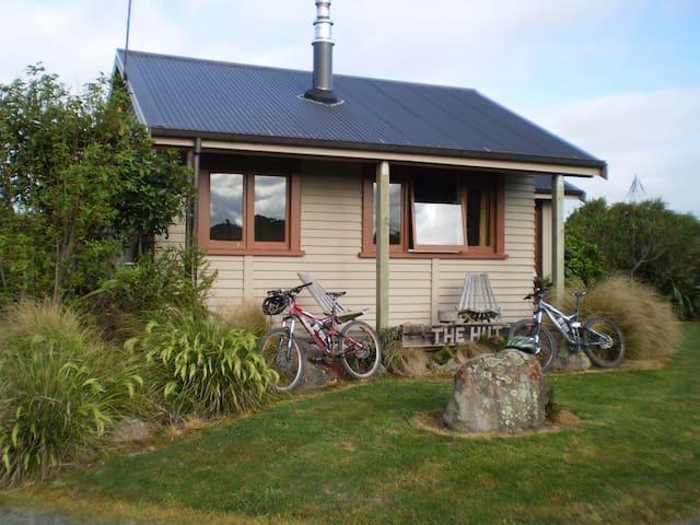 The Hut @ Wood Pigeon Lodge
