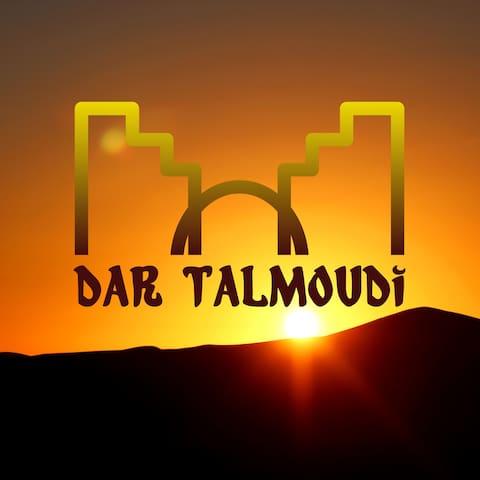 Dar Talmoudi - your home in a desert oasis