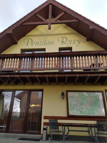 Penzión Rysy - Veľká Lomnica - Bed & Breakfast