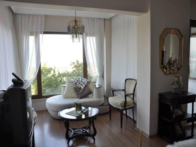 Snow Hill House Apart Manolya Dairesi - Kartepe - Servicelägenhet