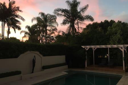 Sydney resort style home - Beecroft