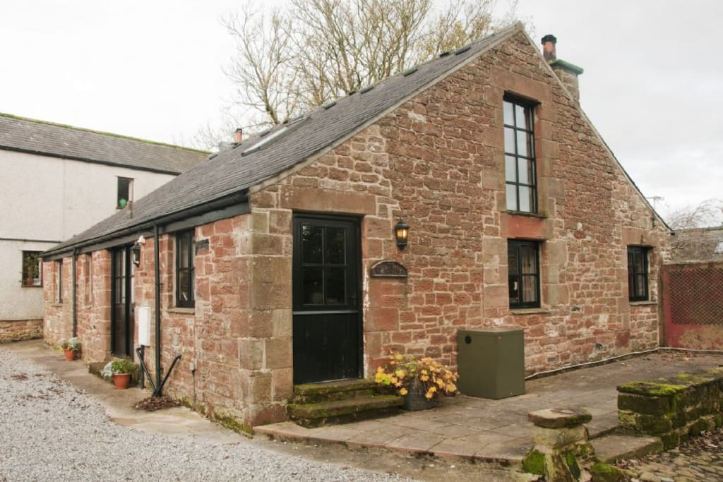 The Old Byre , Sandford,  Appleby, Lakes Cottage Holidays