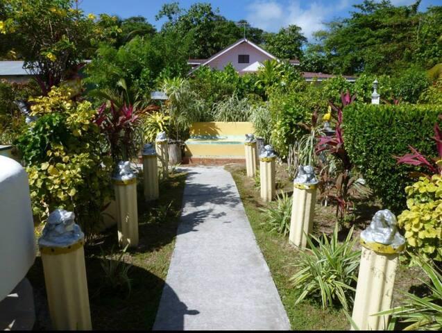Vanilla Guest house,La Passe La Digue