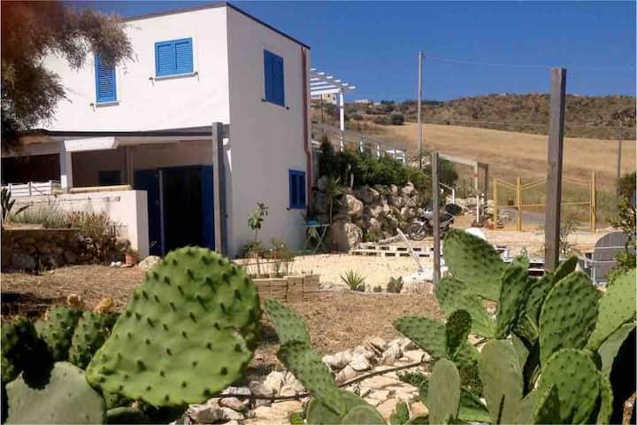 Casa Trinacria - Trinacria House, Realmonte