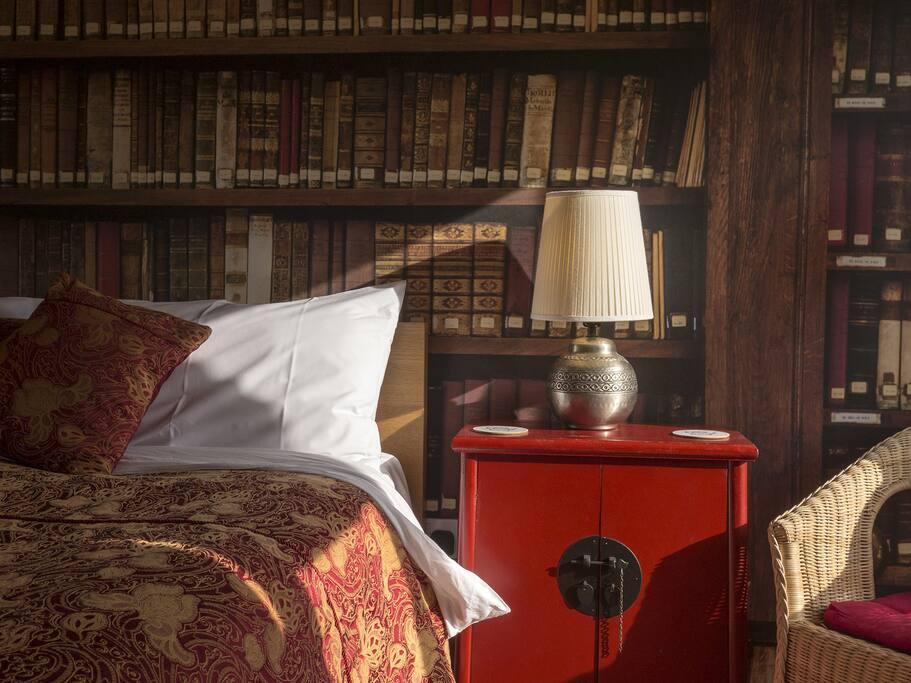 Enjoy a peaceful night's sleep