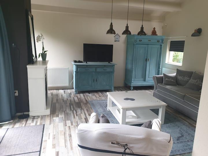 Villa in vakantiepark bij het strand van Den Haag