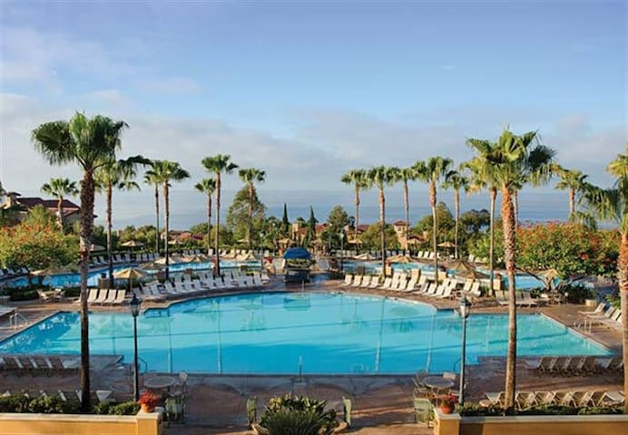 Gorgeous Newport Coast Marriott Villa