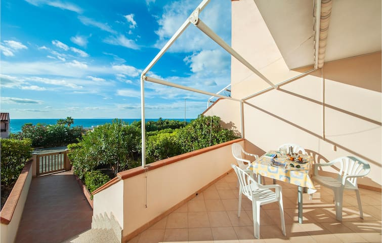 Holiday apartment with 1 bedroom on 46m² in Castelsardo Lu Bagnu