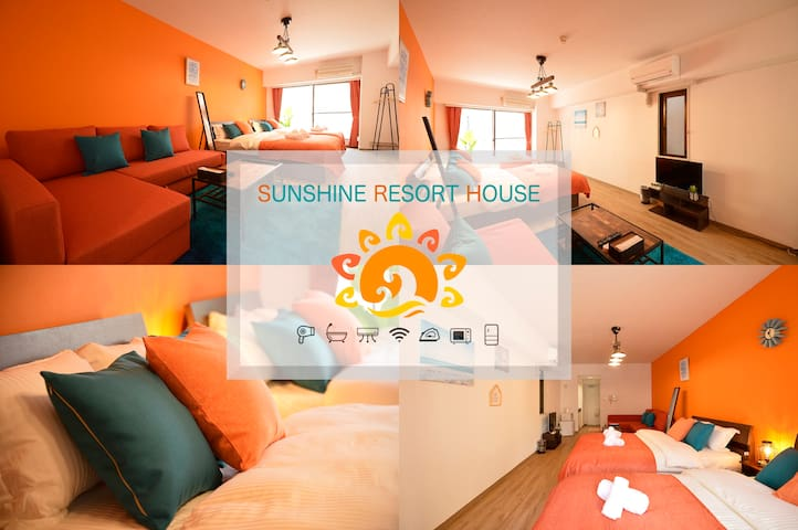 ♪NEW♪Roppongi Azabu  Sunshine House♪3min to Sta