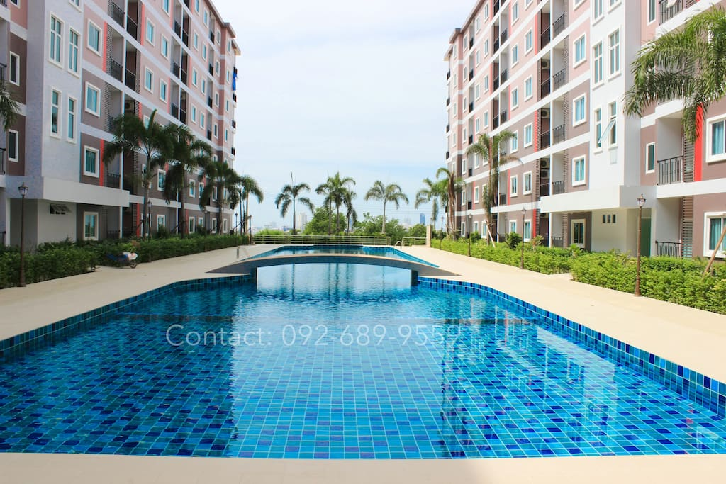 Poolview (lenght about 60m)