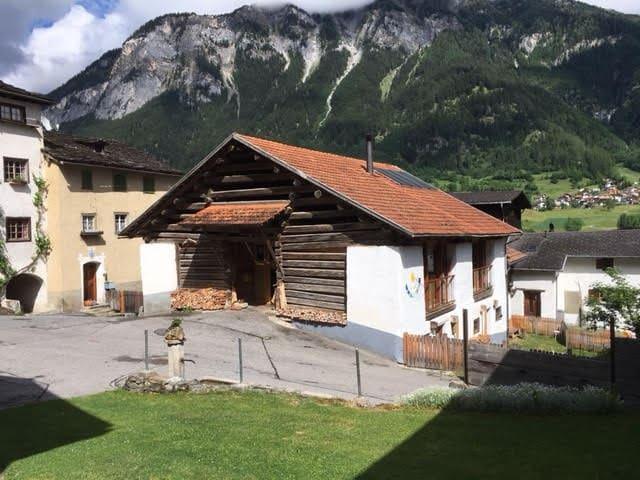 Exclusive eco chalet - refurbished historic barn