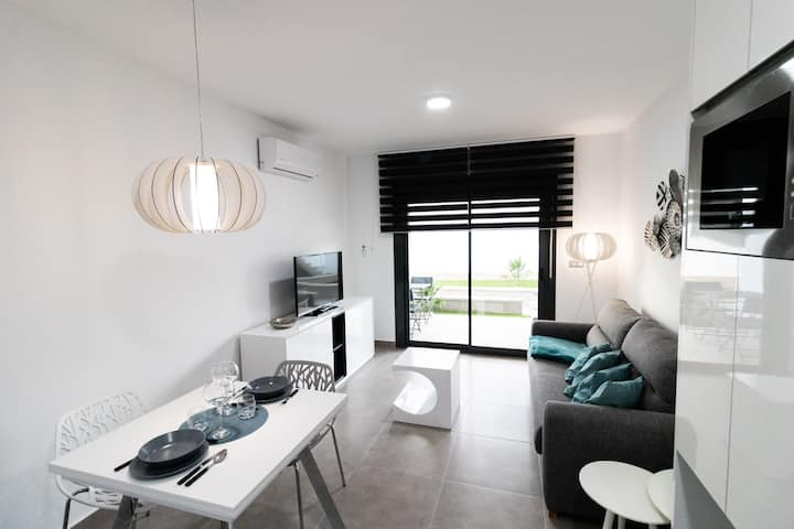 Superbe appartement Neuf Moderne Proche de la mer