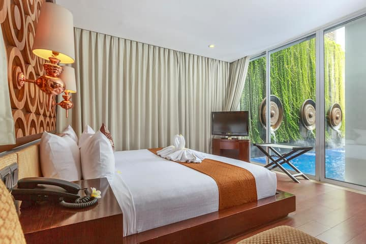 2 BDR Residence with a Pool in Central Sanur