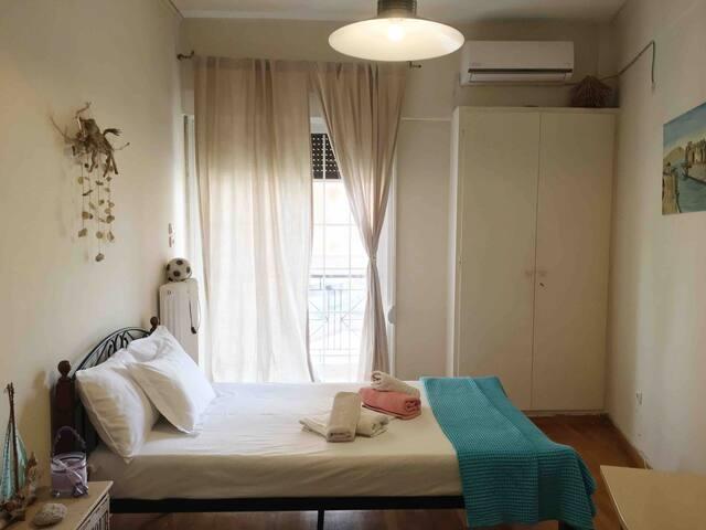 Όμορφο διαμέρισμα στη Χαλκίδα με θέα τον Εύριπο!