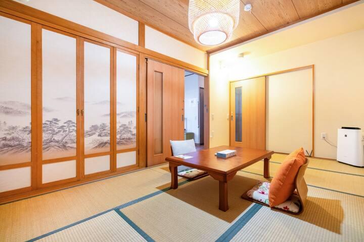 东京日式别墅,新宿14分,上野10分