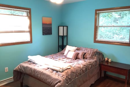 Private Room in Historic Cedarburg - Cedarburg - Casa