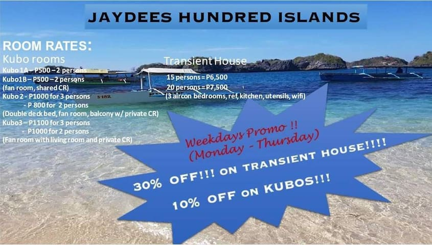 Guesthouse for rent in Alaminos - Alaminos - Huis