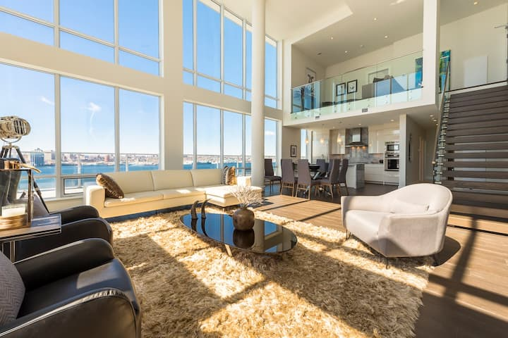 Two-Bedroom Penthouse