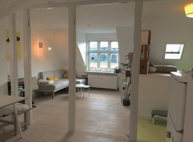 Cozy Room in Iconic Nørrebro Area