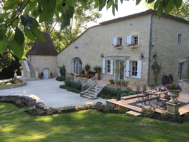 Bordeaux Country Home - Rimons - House