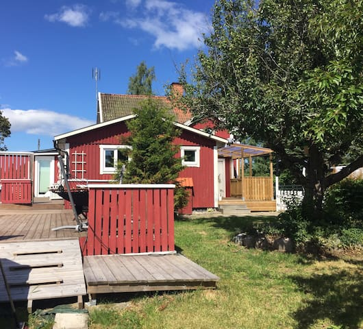 Country house with sauna 15 mins from Örebro
