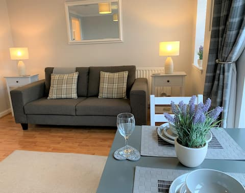 The Kintyre - Ayr Riverside Apartment