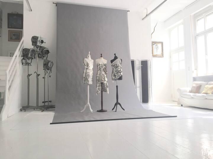 MOON STUDIO FOTOSTUDIO 120 sqm  - WIESBADEN