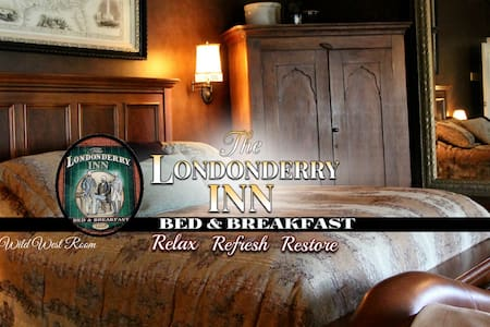 THE LONDONDERRY INN B&B's Wild West Room - パルミラ