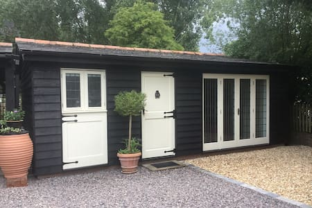 Beautiful guest suite in rural Hampshire