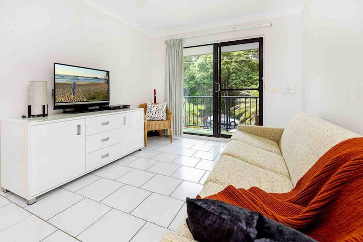 2 Bedroom Beachside Apartment in Sawtell