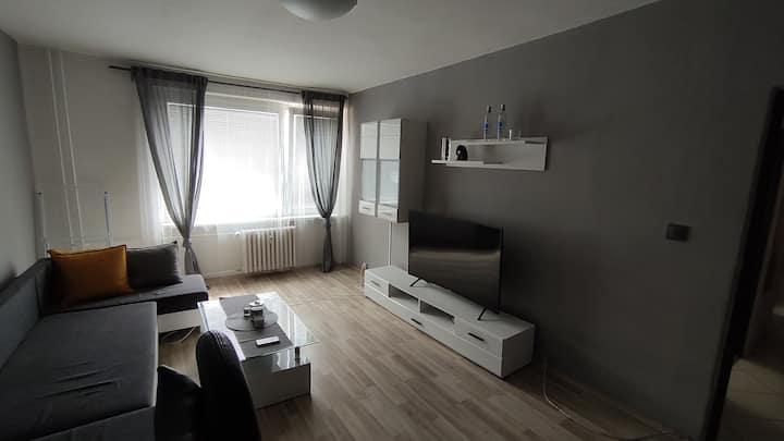 Byt v Pražských Letňanech