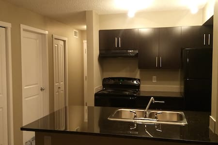 ENTIRE ,BRAND NEW CONDO FOR YOURSELF (NO SHARING) - Edmonton - Condominium