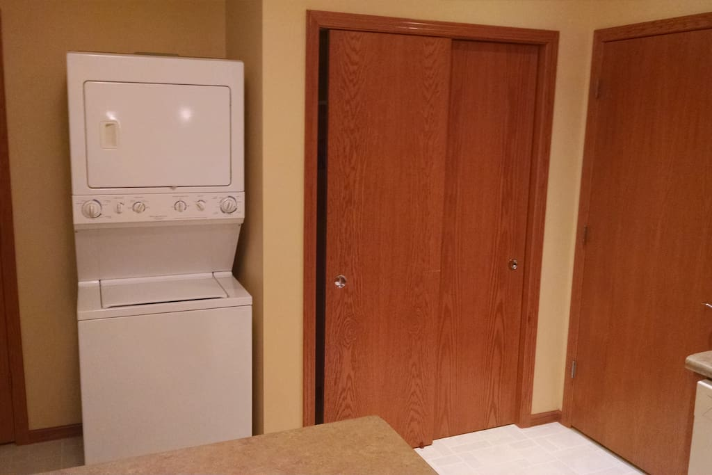 Your own private apartment in the country apartments for 1 kitchen sauk city wi