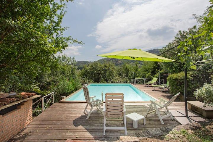 """A dream called """"Casa dei Colli"""" w/ swimming pool"""