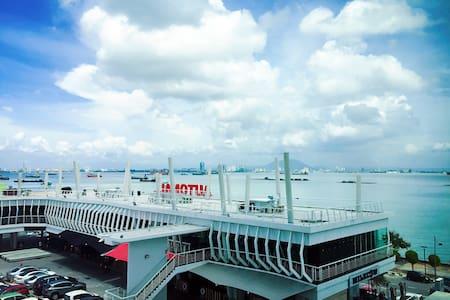 Seafront Ensuite Penang Georgetown - George Town