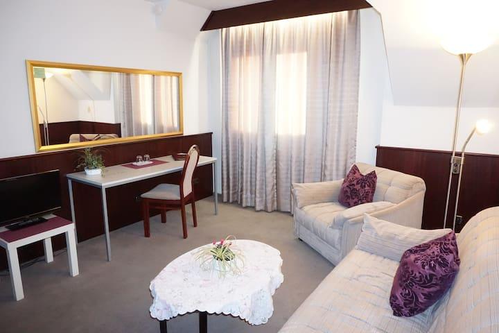 2 Zimmerwohnung Taunus Blick  2 OG-H8 - Friedrichsdorf