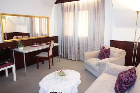 2 Zimmerwohnung Taunus Blick  2 OG-H8 - Friedrichsdorf - Huoneisto