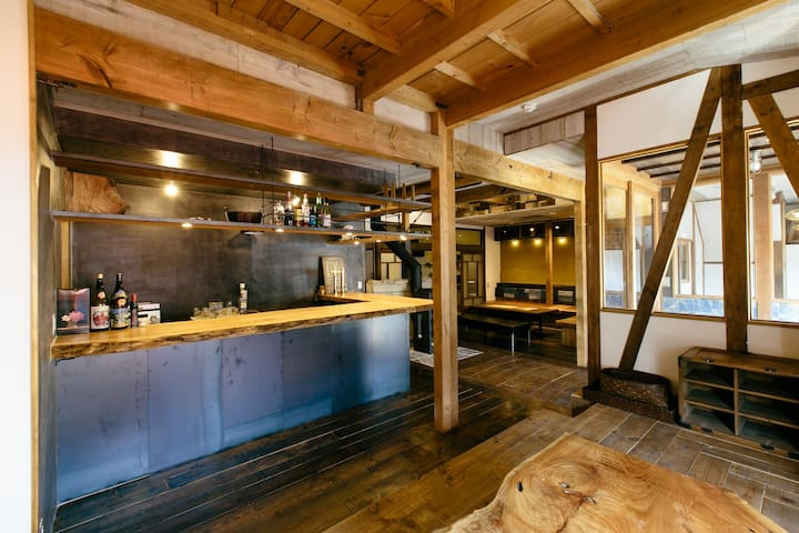 tabi-shiro guest house:mix domitory - Matsumoto-shi - Guesthouse