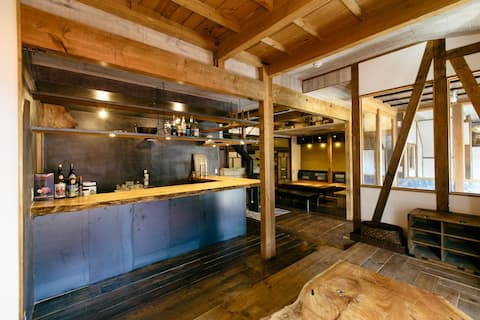 tabi-shiro guest house:mix domitory